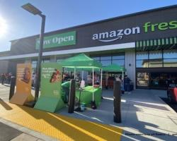 Amazon Fresh Lands a New Location
