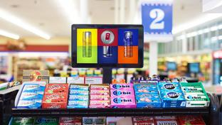 Grocery TV Now at 1,500+ Locations