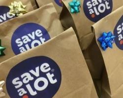 Save A Lot More Than Doubles Holiday Food Donation