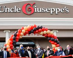 Uncle Giuseppe's Opens 9th Store New York Long Island