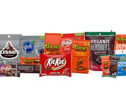 Hershey Aims to Lead Better-for-You Confection Segment Plant-Based