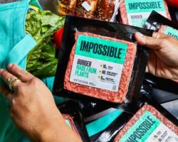 Impossible Foods Cuts Its Retail Prices Plant-Based
