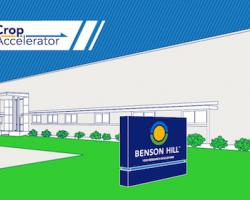 Food Tech Firm Benson Hill Sets New Growth Goals Crop Accelerator Food Science