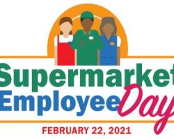 First Supermarket Employee Day Debuts