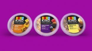 KIND Disrupts Frozen Breakfast Category