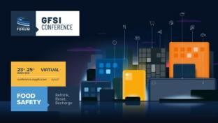 GFSI Conference to Advance Food Safety Goes Virtual for 1st Time
