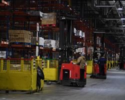 1st Ahold Delhaize USA Facility Transitions to Self-Distribution Stop & Shop ADVantage