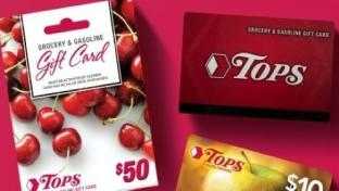 Tops Takes Its Gift Cards Online