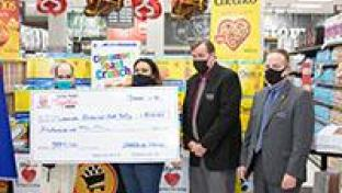 ShopRite Employees Earn Spots on Cheerios Boxes