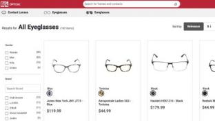 BJ's Shoppers Can Now Virtually Try On Eyewear