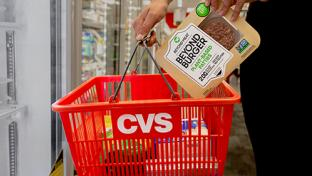 CVS Grows Frozen Food, Healthier Snack Assortment