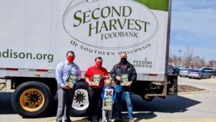 Hy-Vee Donates 12K Boxes of Green Bay Packers' Aaron Jones Cereal