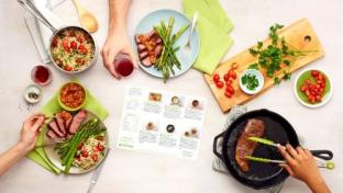 HelloFresh Saying Hello to Higher Sales Meal Kits