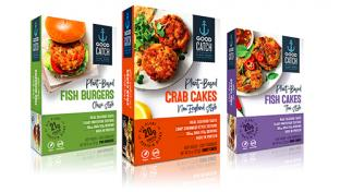 Plant-Based Seafood Brand Secures $26M in Funding Round Good Catch Gathered Foods Louis Dreyfus Co.