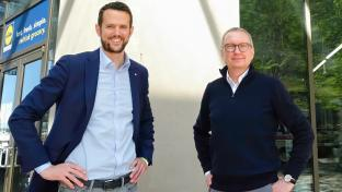 Lidl US Names New CEO Michal Laguionek Johannes Fieber