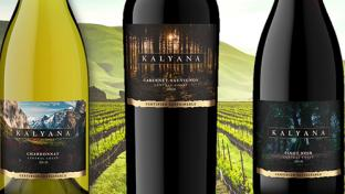 Albertsons Rolls Out Kalyana Sustainable Wines Private Label