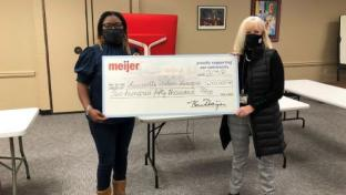 Meijer Contributes $1M to Urban League