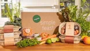 Danish Plant-Based Meal Kit Company Now in United States Simple Feast