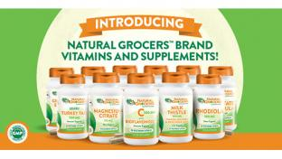 Natural Grocers Launches Private Brand Vitamins and Supplements