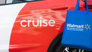 Walmart Invests in Self-Driving Car Company Cruise