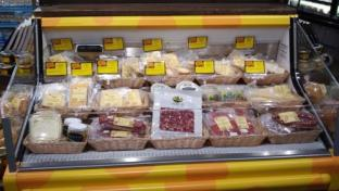 Organic Garage Adds Specialty Cheese Provider to its Kiosk Concept