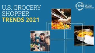 FMI Releases 2021 U.S. Grocery Shopper Trends Report