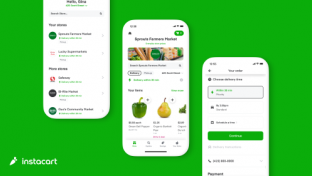 Instacart Launches Ultra-Fast Grocery Delivery