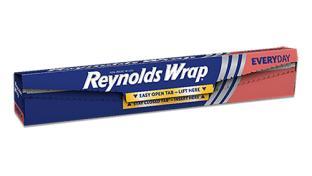 Reynolds Wrap Updated Packaging