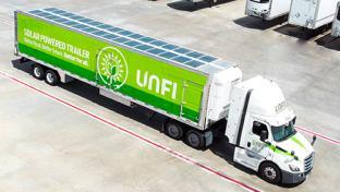 UNFI Deploys Emerging Transportation Tech to Lower Emissions Transport Refrigerated Trailer Units