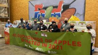 United Grocery Chain Takes a Bite Out of Hunger