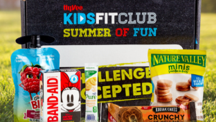 Hy-Vee Encourages Kids to Join Its KidsFit Club