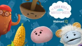 Walmart Partners With Netflix's 'Waffles + Mochi' to Teach Families About Healthy Eating