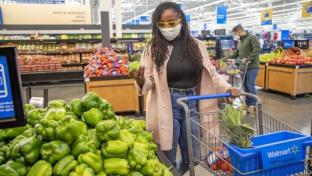 Walmart Q1 Comp Growth Better Than Expected