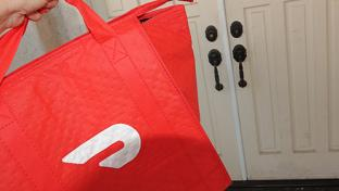 Albertsons Teams With DoorDash for On-Demand Grocery Delivery