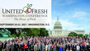 United Fresh's Washington Conference to Return In-Person