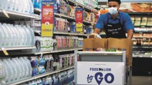 Food Lion Expands Grocery Pickup
