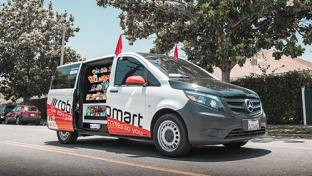 Robomart Officially Drives Into West Hollywood