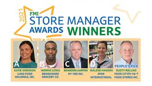 2021 FMI Store Managers Award Winners Revealed
