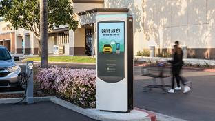 Vons Helps Raise EV Awareness Volta Charging, Southern California Edison