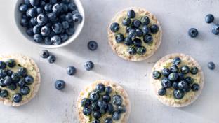 Blue Skies for Blueberries: Spotlight on a Summer Staple