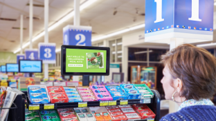 Grocery TV Rapidly Expands to 6,000 Locations