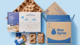 Blue Apron Sets 2025 Goal for Sustainable Packaging