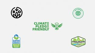 Amazon Adds Sustainability Certifications