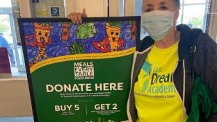 Giant Food and Knorr Campaign Fights Food Insecurity in Washington, D.C.