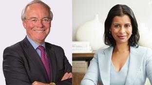 Top Kroger and CVS Execs Join RILA Board Rodney McMullen Neela Montgomery