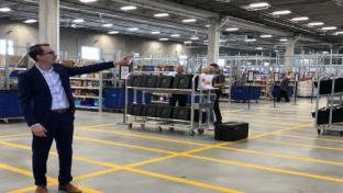 SpartanNash Unveils New Micro-Fulfillment Center in West Michigan: EXCLUSIVE PHOTOS
