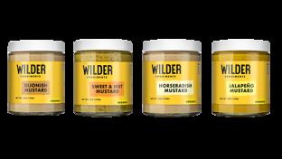 Wilder Organic Mustards