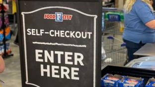 Self-Checkout Installations Surged 25% in 2020