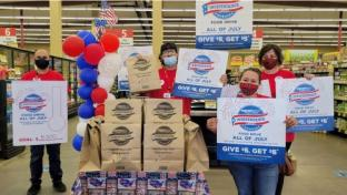 Grocery Outlet Raises $2.8M to Combat Food Insecurity