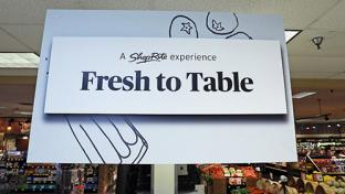 Another ShopRite Store Rolls Out 'Fresh to Table' Concept